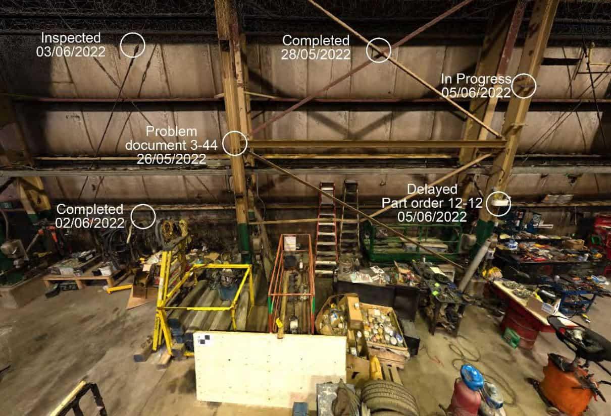 Virtual Reality Mining